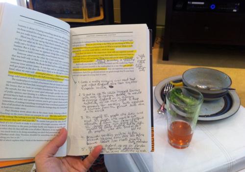 Reading Ari Weinzweig