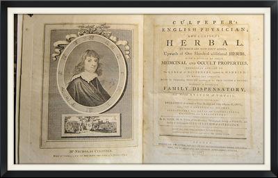 Culpeper's complete herbal